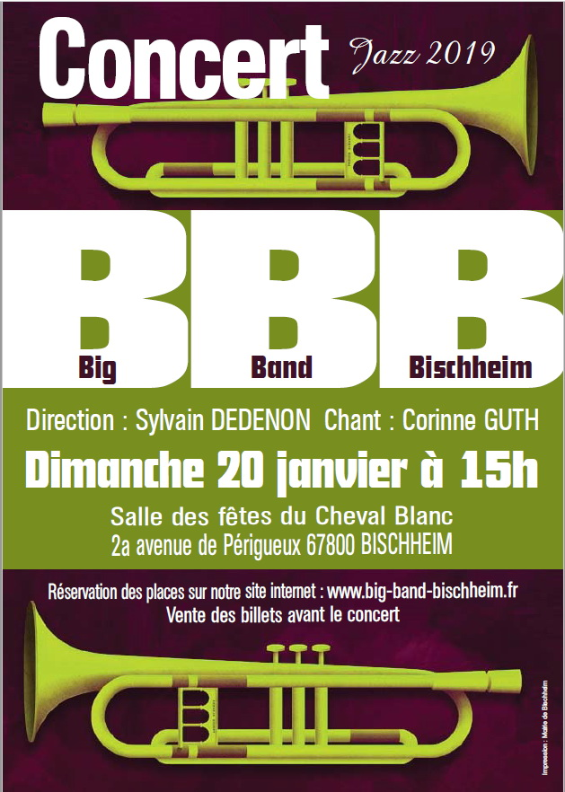 Big Band Bischheim 2019
